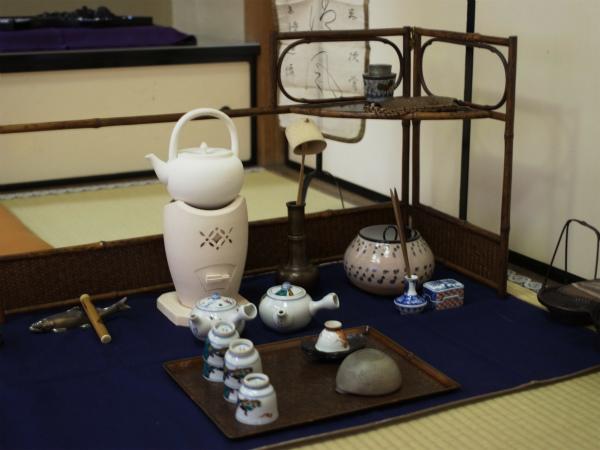 川崎大師お茶会1