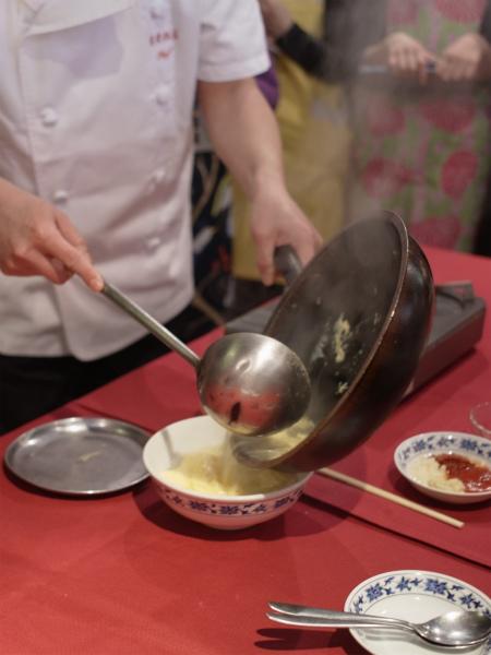 重慶飯店料理教室
