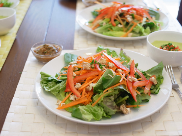super health salada