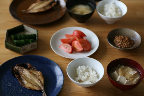 traditional japanese breakfast_20160507